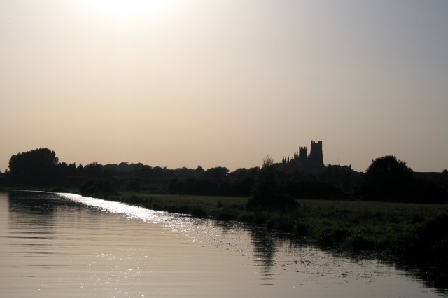 River Great Ouse & Ely Cathedral
