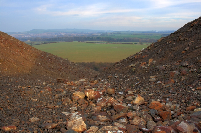 View from Kilton Hill