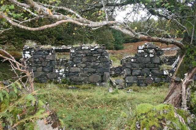 Ruin, Carnacailliche