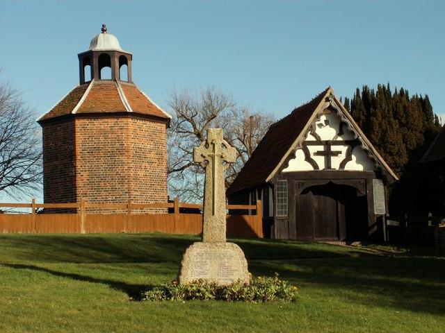 The War Memorial at Downham