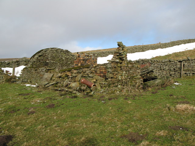 Ruin in Walton's Allotment