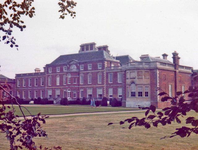 Wimpole Hall, near Royston, Cambridgeshire