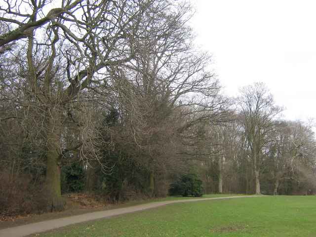 Covet Wood and Poverest Recreation Ground
