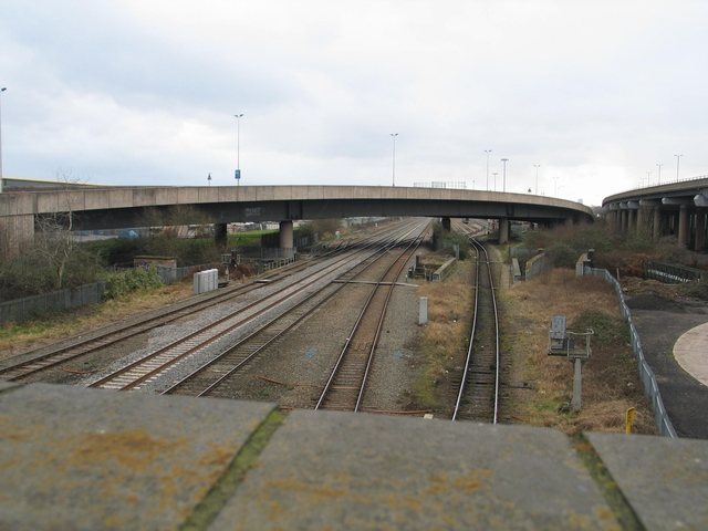 Washwood Heath Viaduct
