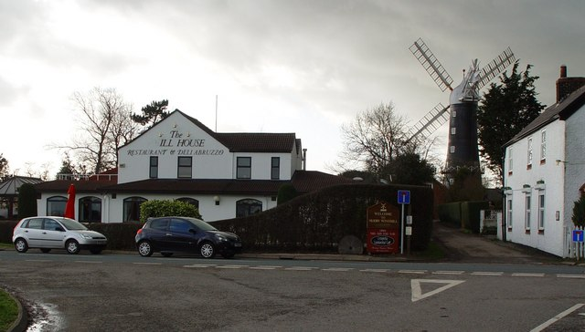 The Mill House, Skidby