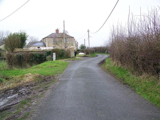 Shop Lane, Wingfield