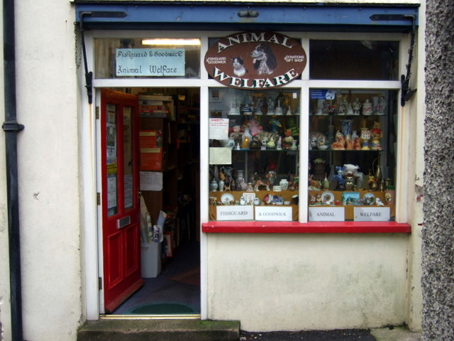 Animal Welfare charity shop