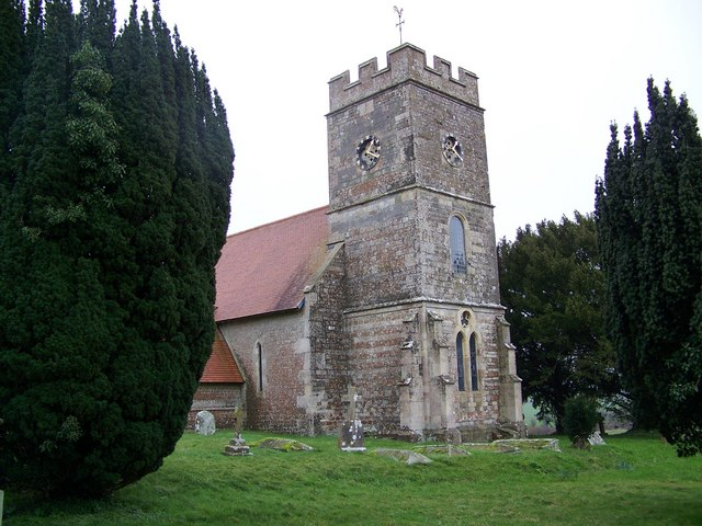 The Church of St Mary the Virgin, Upton Scudamore