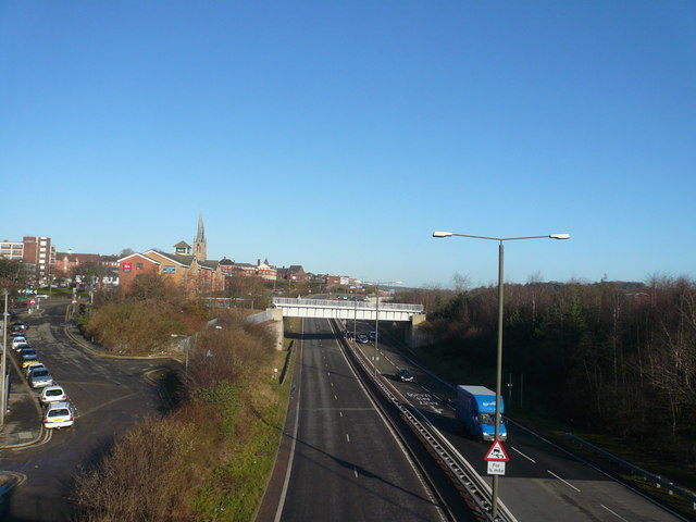 Chesterfield Bypass View