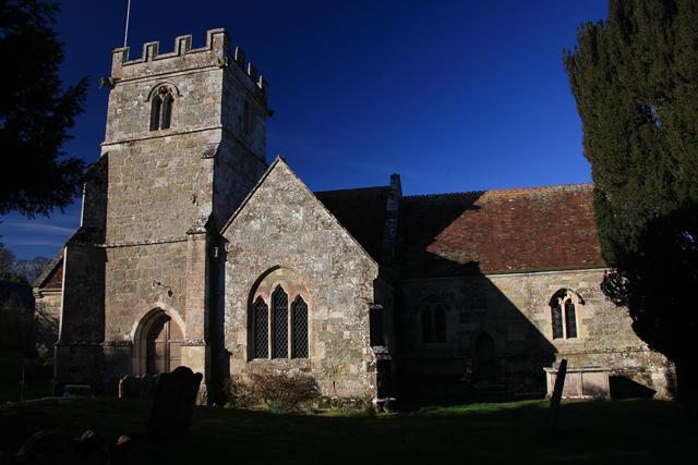 St Michael's Church - Compton Chamberlayne
