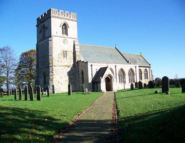 St Hilda's Church, Sherburn