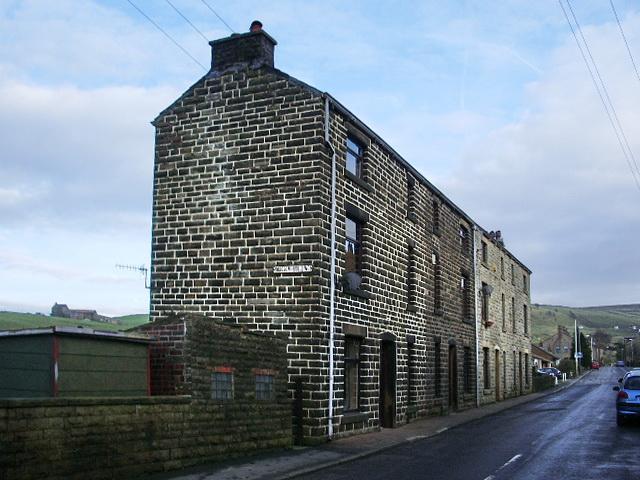 Hodgson's Buildings, Cowpe