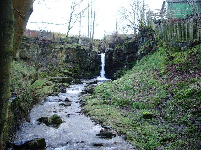 Cowpe Brook
