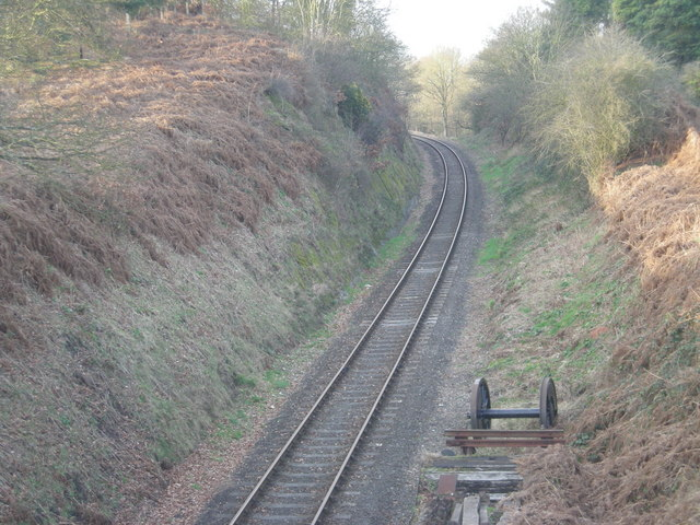 Round the bend on the SVR