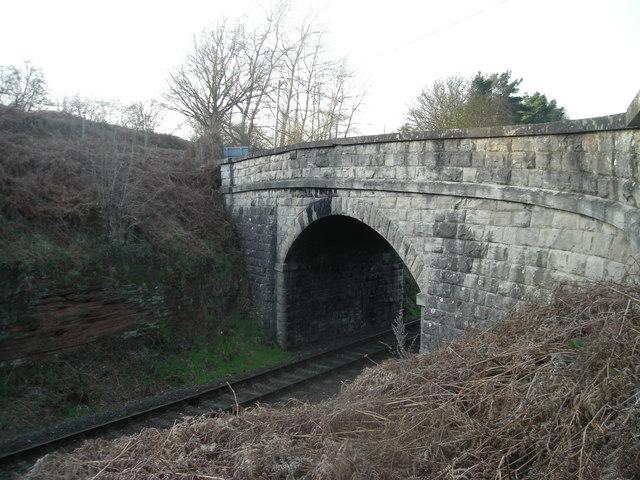 Eardington railway bridge