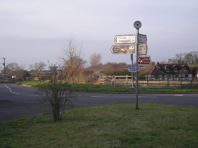 Junction on the B4555 & R45