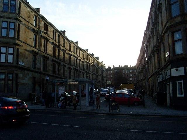 Regent Moray Street, Glasgow