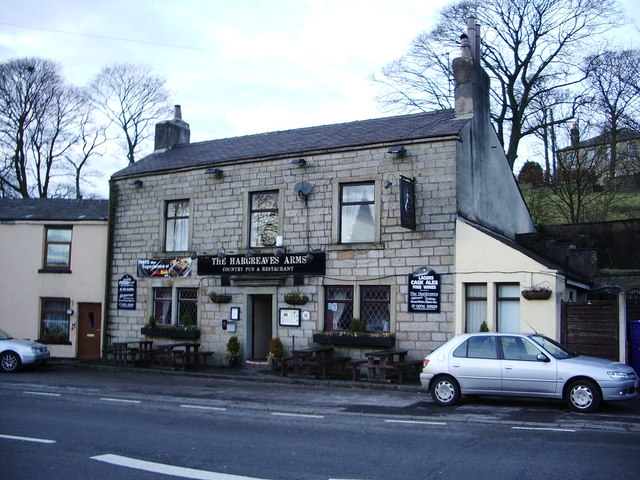 The Hargreaves Arms, Burnley Road East, Lumb