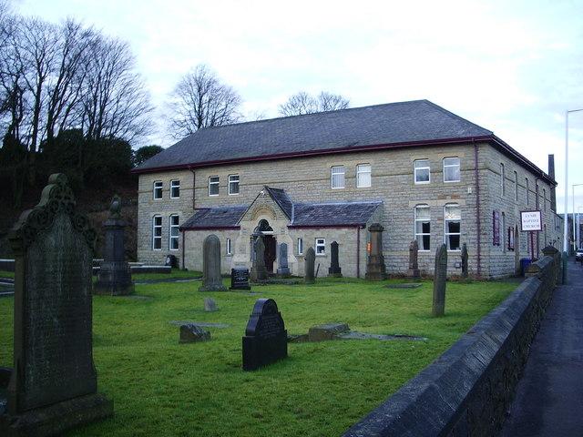 Lumb Baptist Church