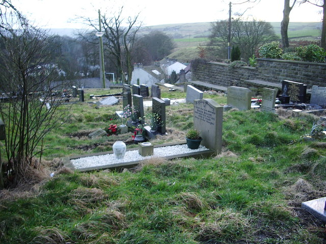 Graveyard at St Michael on the Hill