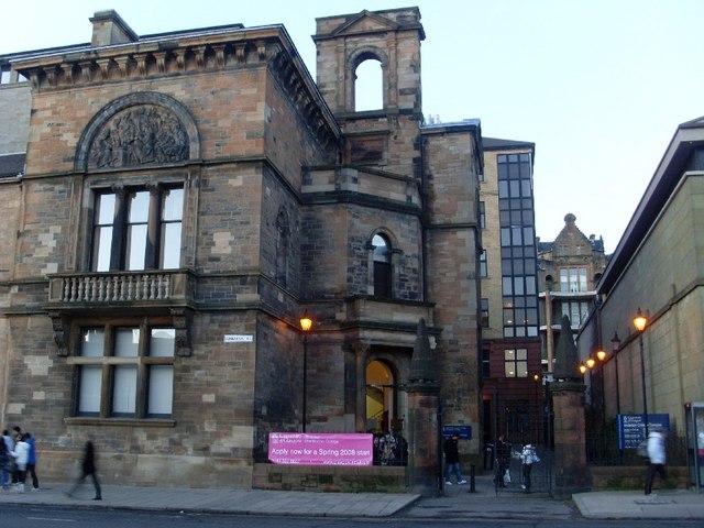 Anderson College Complex, University of Glasgow
