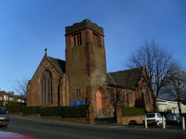 Kilbowie St. Andrew's Parish Church, Clydebank