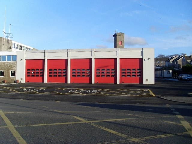 Clydebank Fire Station