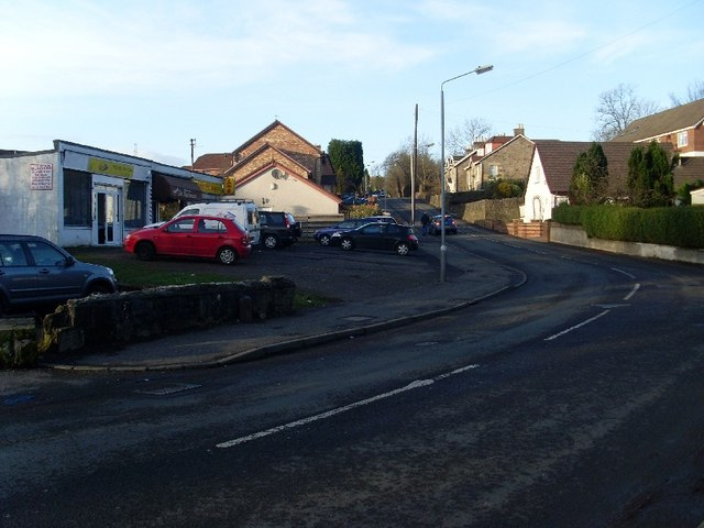 Cochno Road, Duntocher