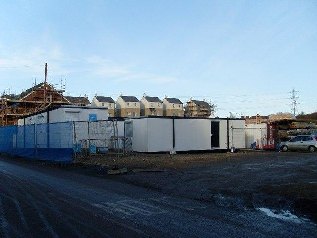 Cochno Brae housing development
