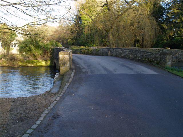 Bridge over the River Colne