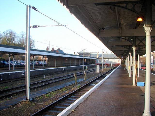 King's Lynn Railway Station