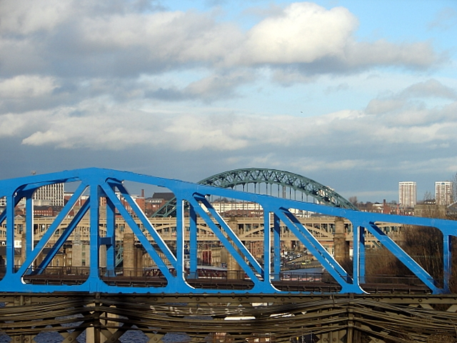 The bridges of Newcastle