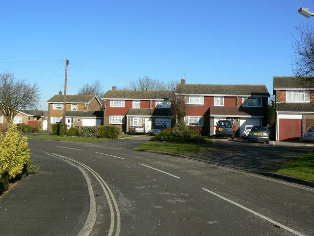 Housing in Carlisle Close