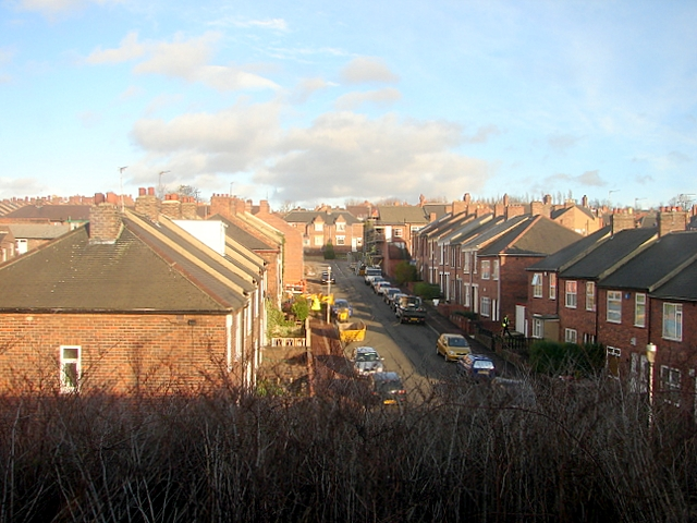 Maxwell Street, Gateshead