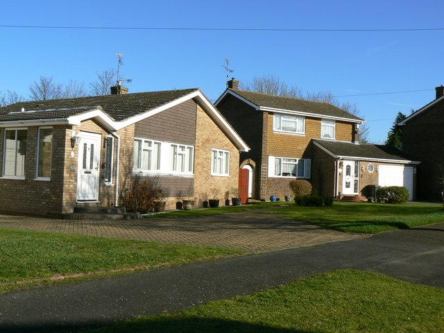 Carlisle Close - mixed housing