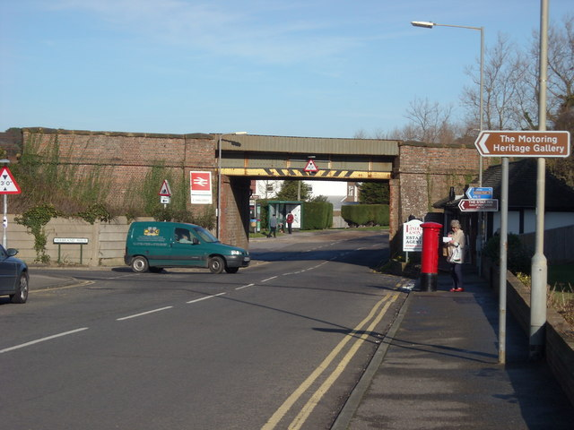 Railway Bridge at Cooden