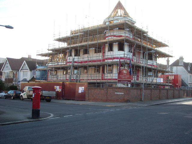 Building Work, Bexhill-on-Sea