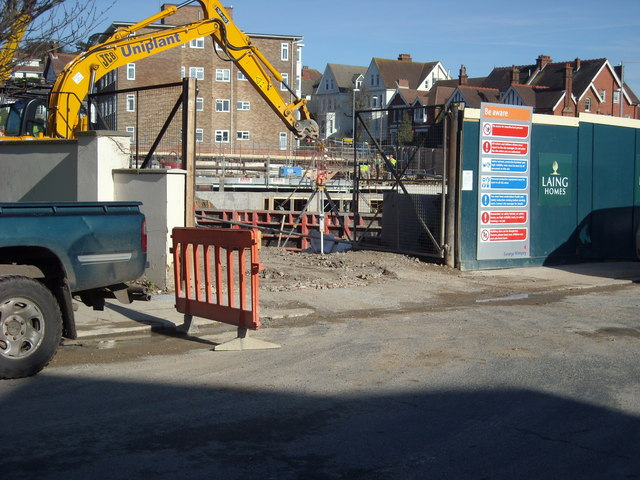 Historical Building Site, Bexhill-on-Sea