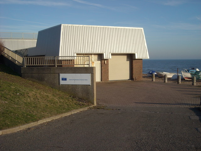Treatment Plant, Bexhill-on-Sea