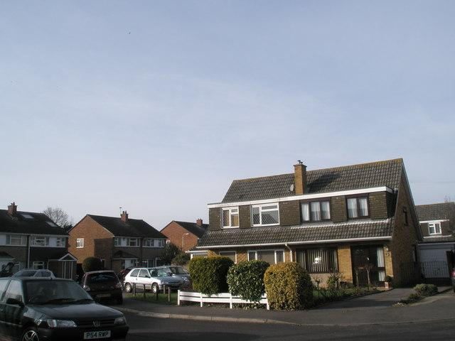 Bedford Close, Warblington