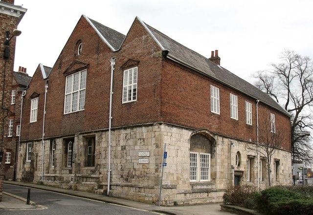 St Anthony's Hall