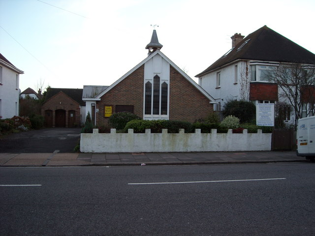 St Paul's Free Church, Bexhill-on-Sea