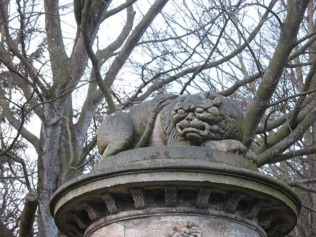 Detail, Gate, Arniston House