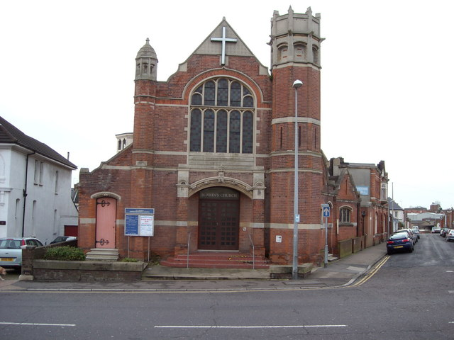 St John's United Reformed Church, Bexhill-on-Sea