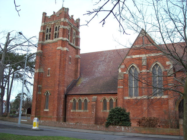 St Stephen's C of E Church, Bexhill-0n-Sea