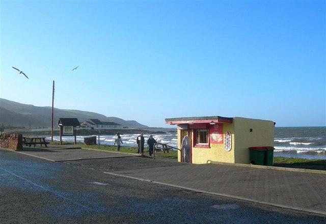 The Cauld Shore Car Park
