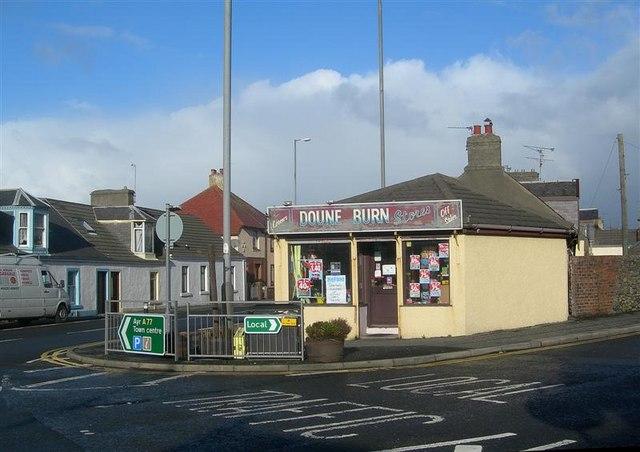 The Doune Burn Stores