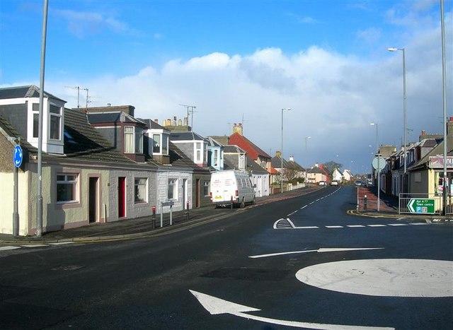 Kirkpatrick Street, Girvan