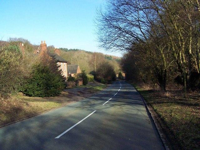 Near Slade House Farm
