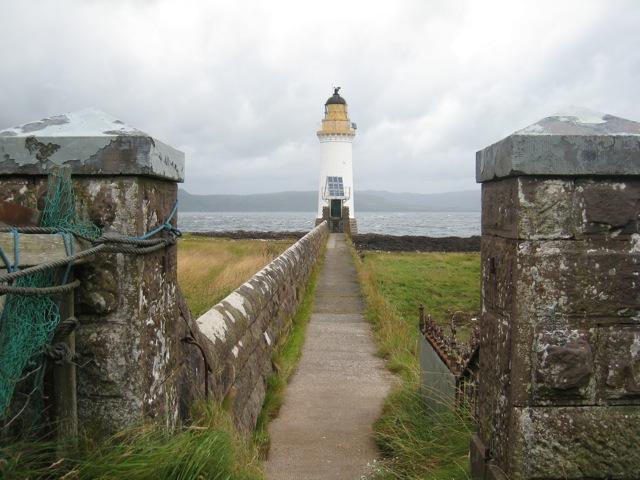 Lighthouse near Tobermory